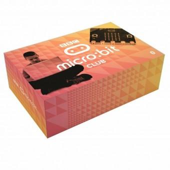 BBC micro:bit Full starter kit/pack Inc batteries - Pack of 10